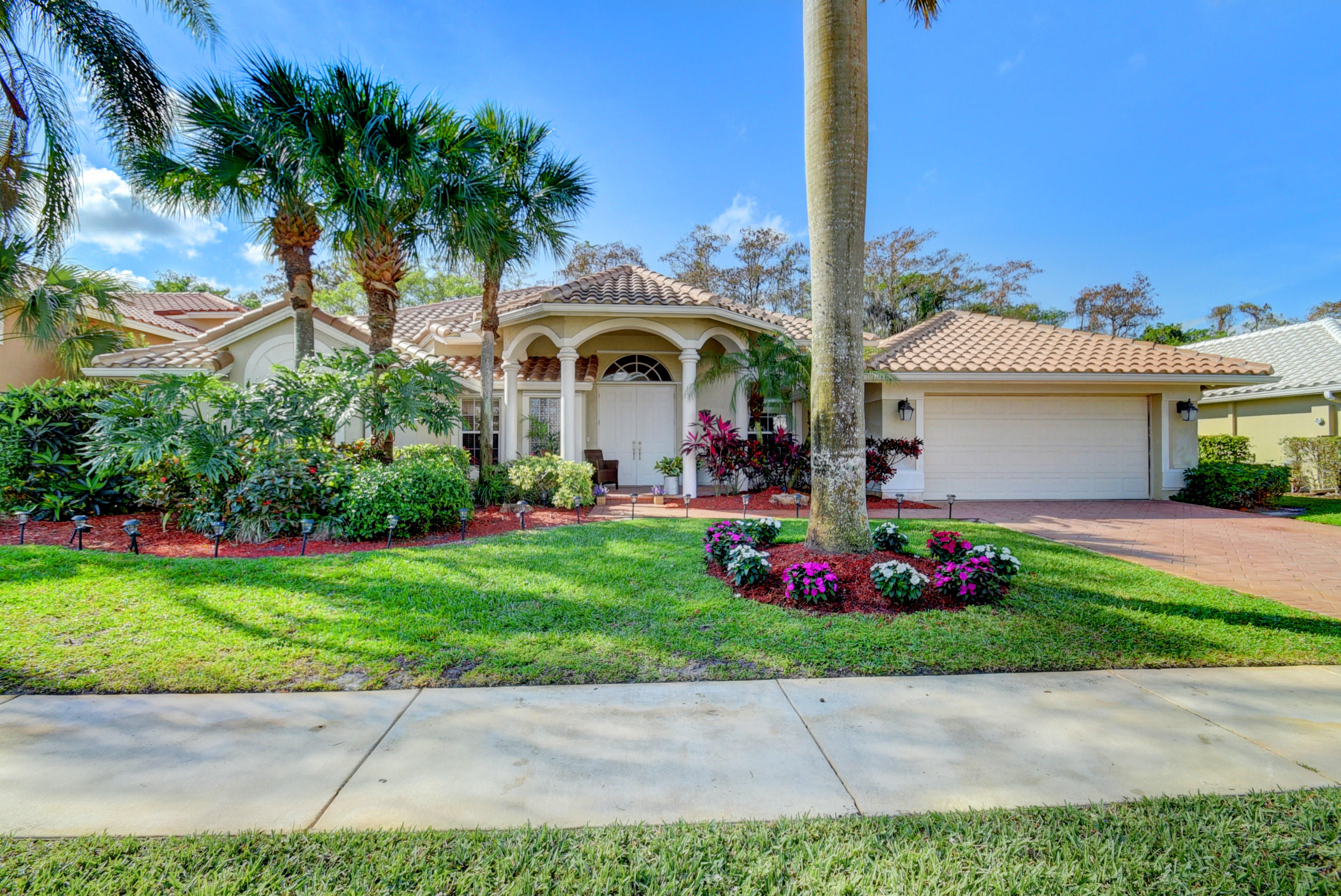 Home for sale in Boca Isles/boca Isles North Boca Raton Florida