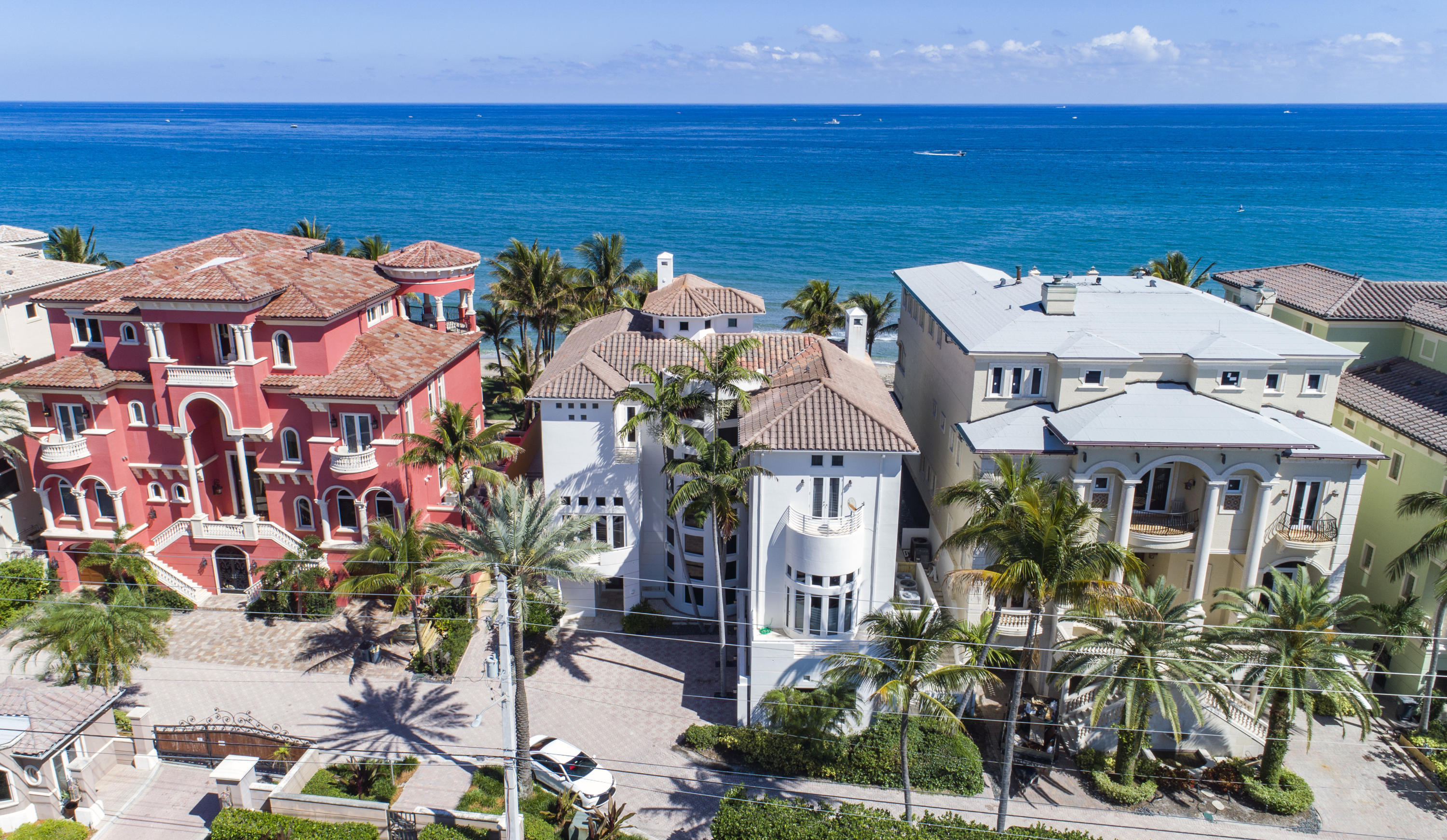 Home for sale in Ocean Place Estates Highland Beach Florida