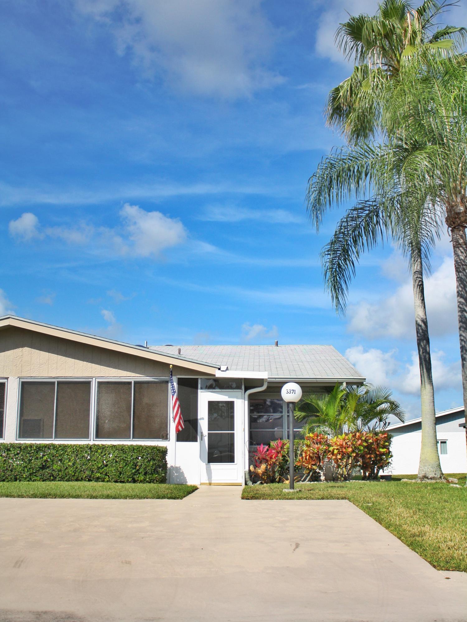 3371 Americo Drive West Palm Beach, FL 33417