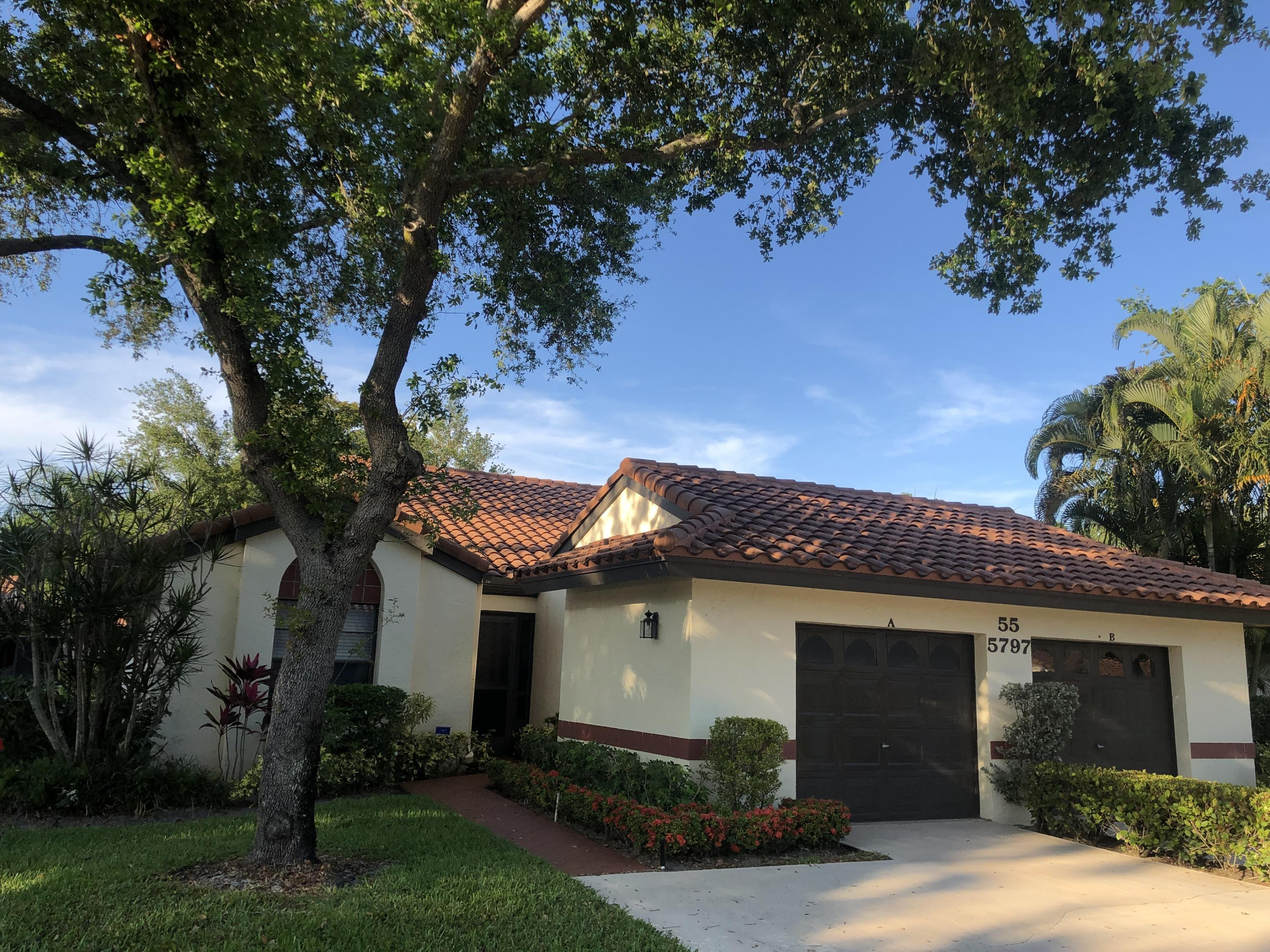 5797 Brook Bound Lane A Boynton Beach, FL 33437