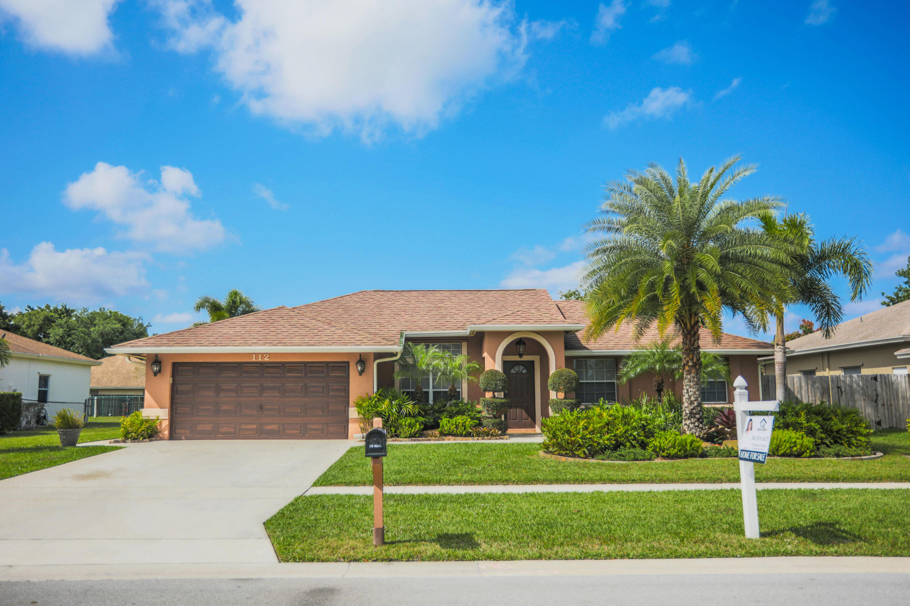 Home for sale in Saratoge Pines Royal Palm Beach Florida