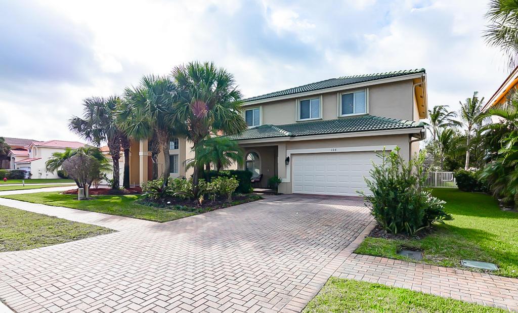 Home for sale in BELLA TERRA PUD 2 Royal Palm Beach Florida