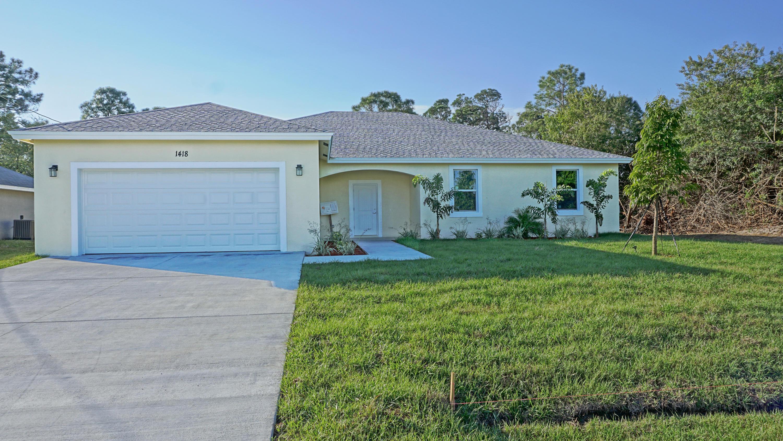 Photo of 1418 SW Glastonberry Avenue, Port Saint Lucie, FL 34953