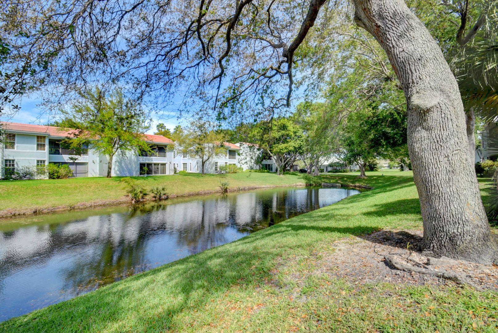 Home for sale in LAKES OF WOODHAVEN I AND II CONDO Boca Raton Florida