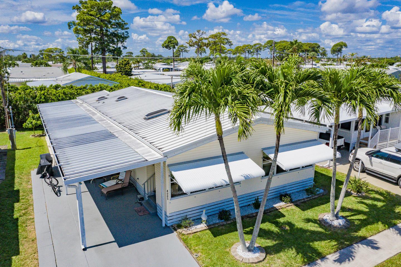 Home for sale in Tropical Breeze Boynton Beach Florida