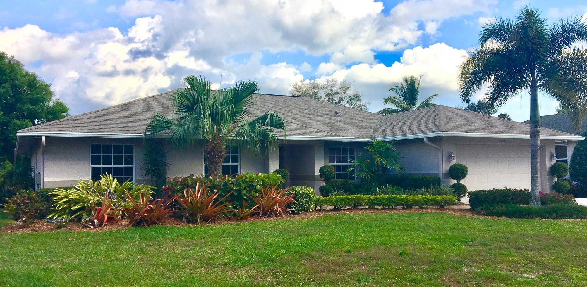 2301 SW Frisco Terrace - Port St Lucie, Florida