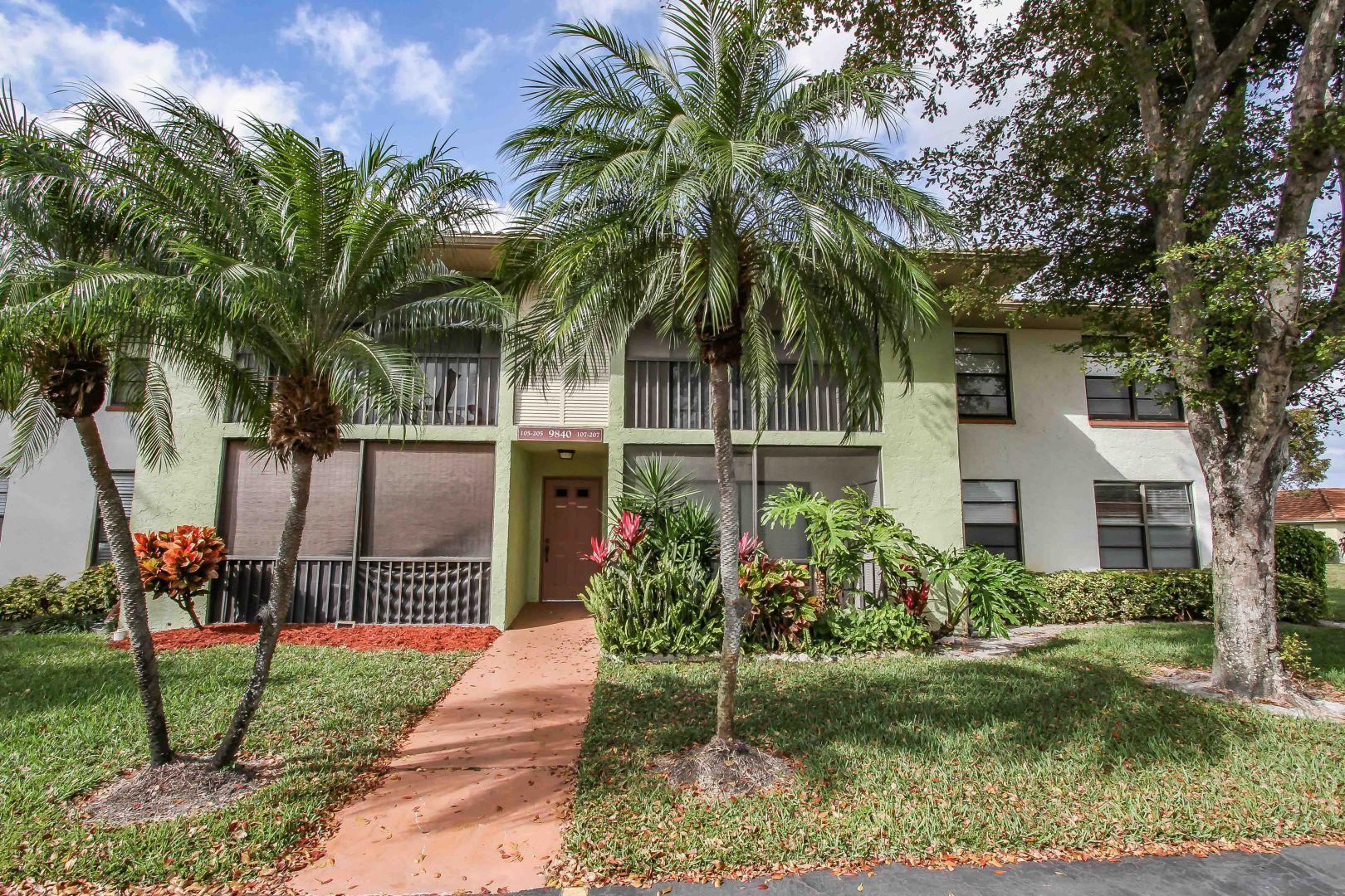 Home for sale in Bent Tree Gardens West Condo Boynton Beach Florida