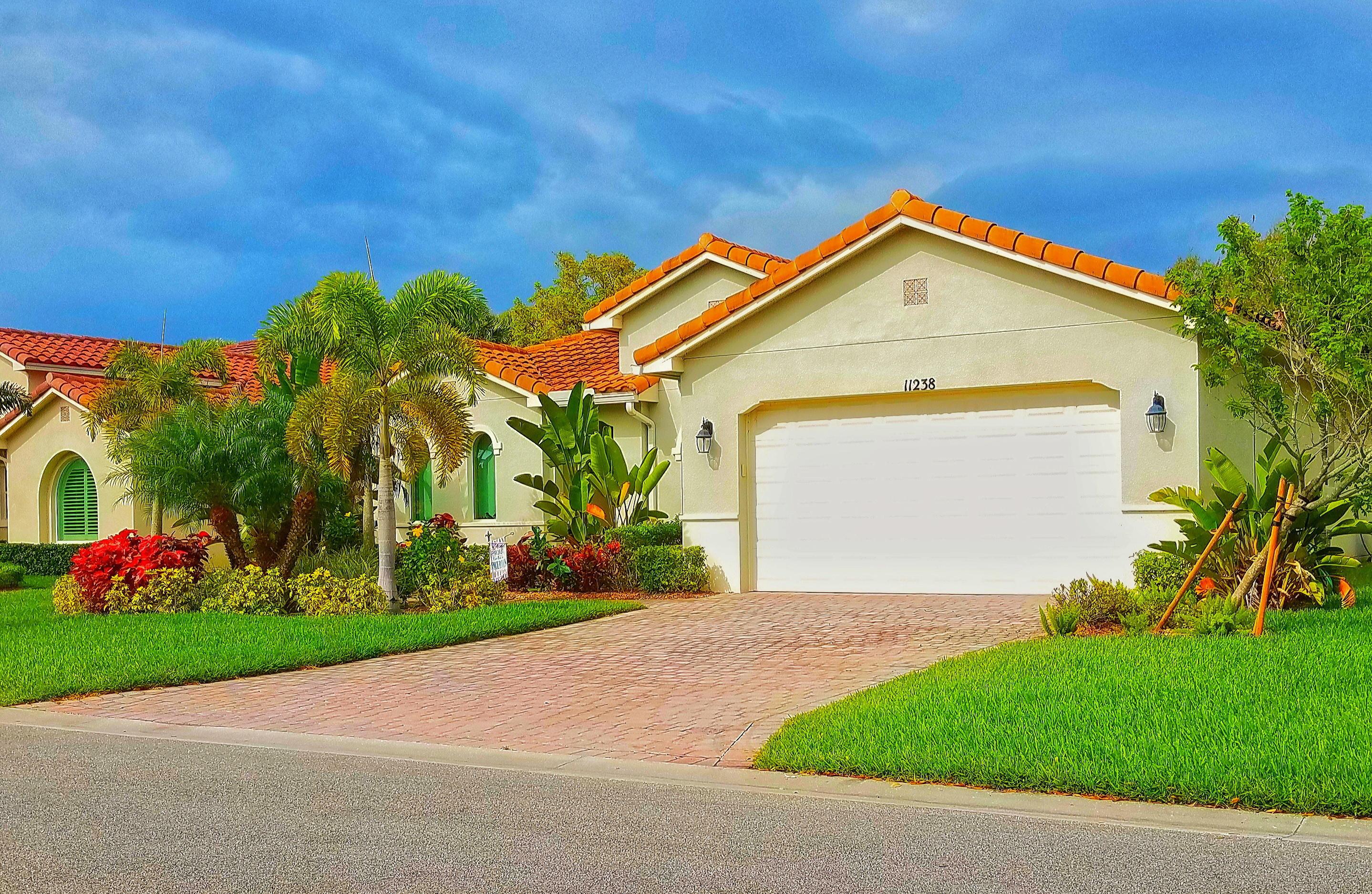 Port Saint Lucie Homes for Sale -  Custom Built,  11238 SW Apple Blossom Trail