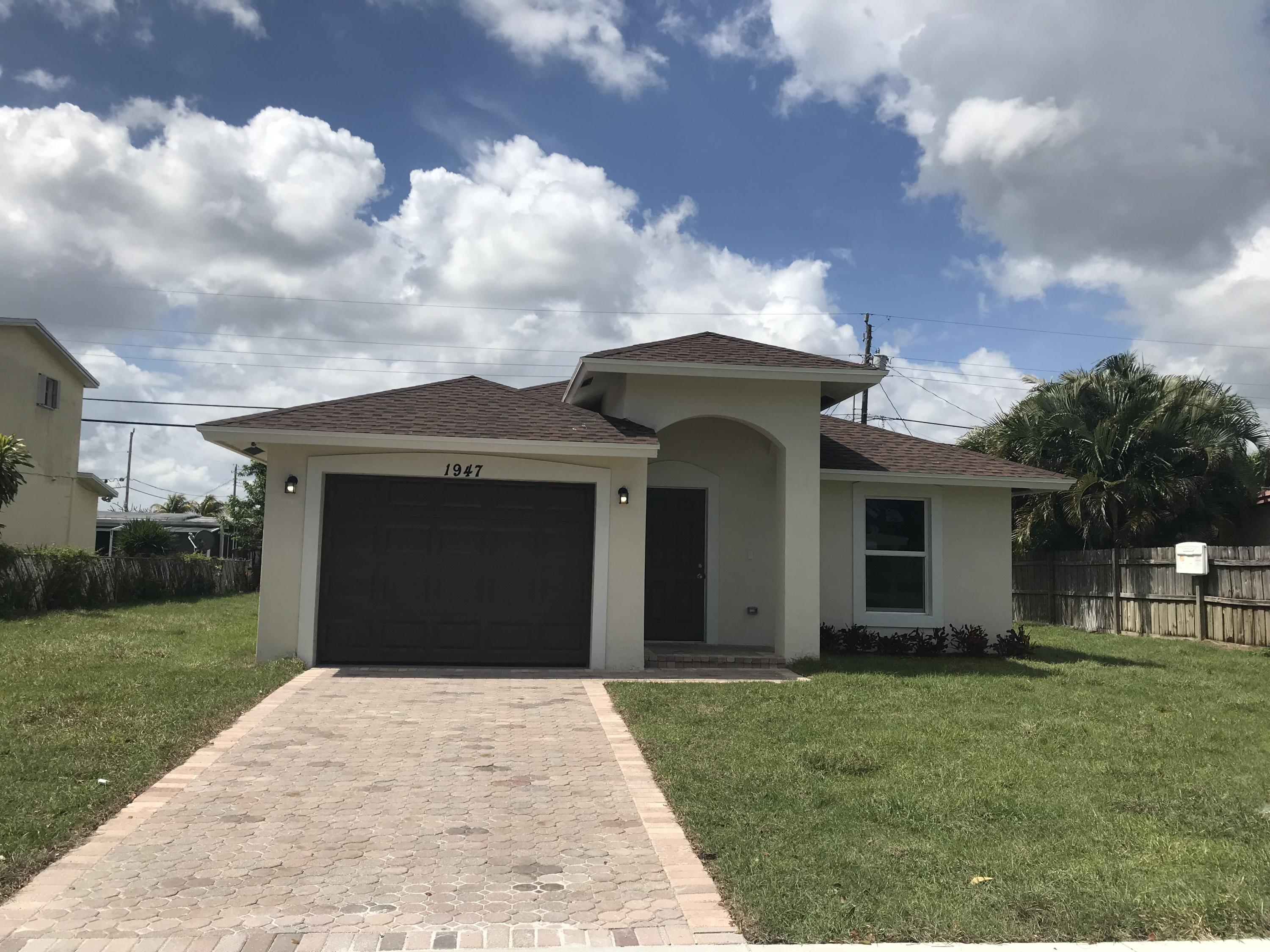 Home for sale in FOREST HILL VILLAGE NO 4 IN West Palm Beach Florida