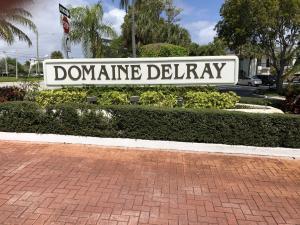 Domaine Delray Condo