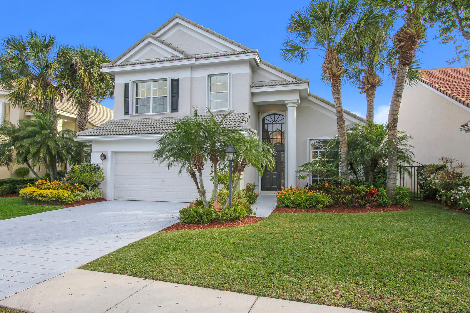 Home for sale in Sanctuary Palm Beach Gardens Florida