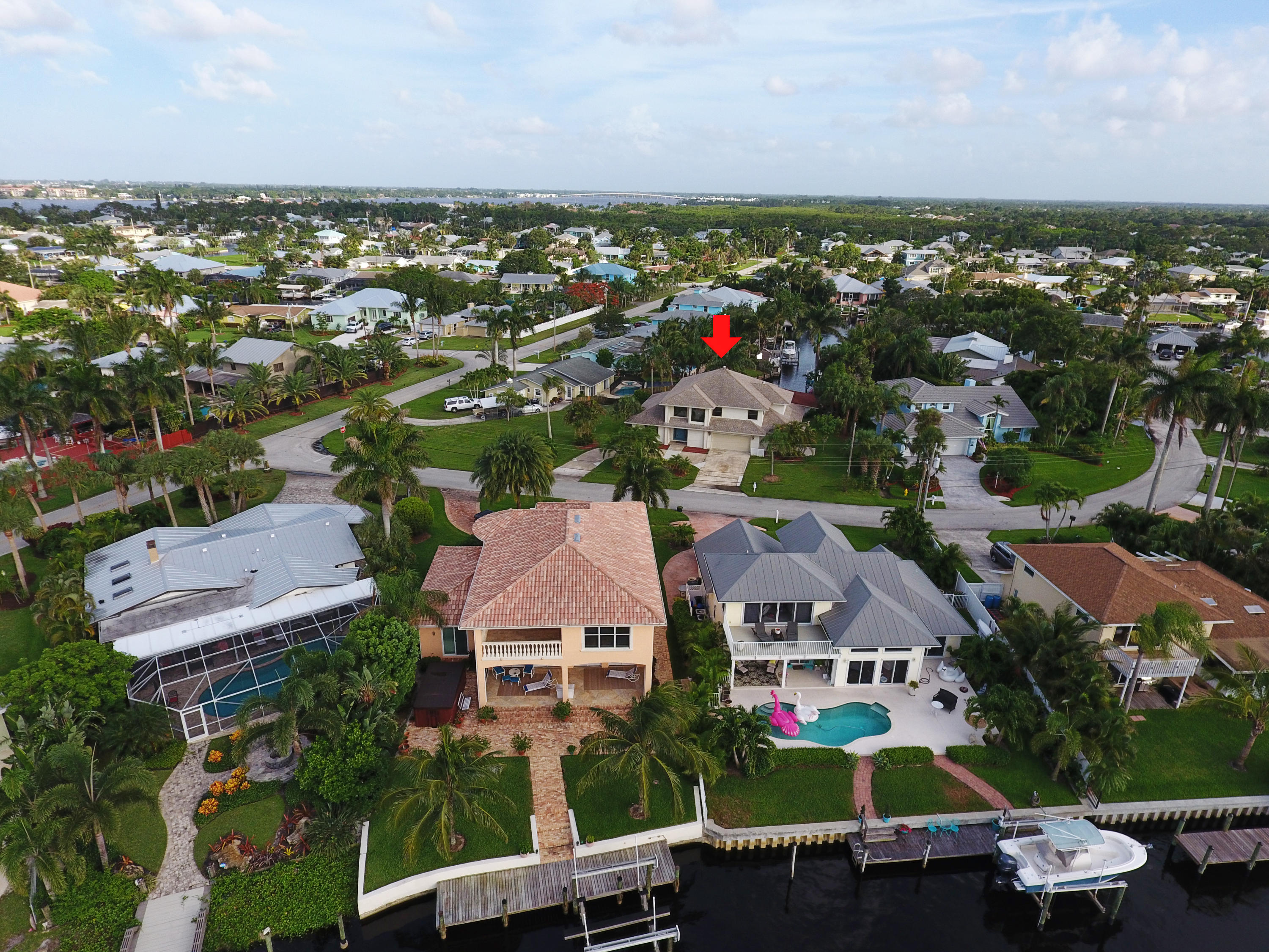 SEAGATE HARBOR HOMES