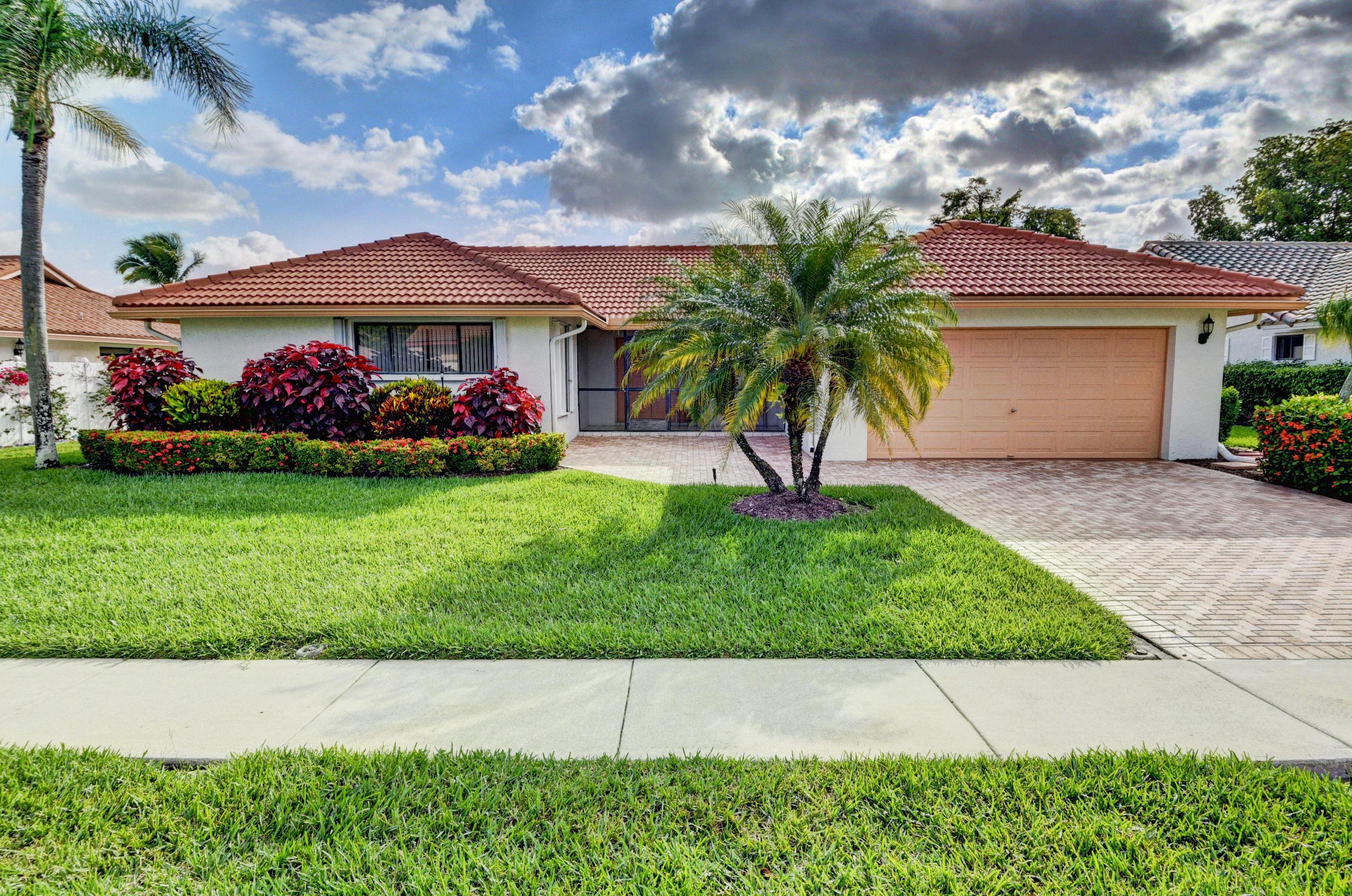 2672 SW 23rd Cranbrook Drive Boynton Beach, FL 33436