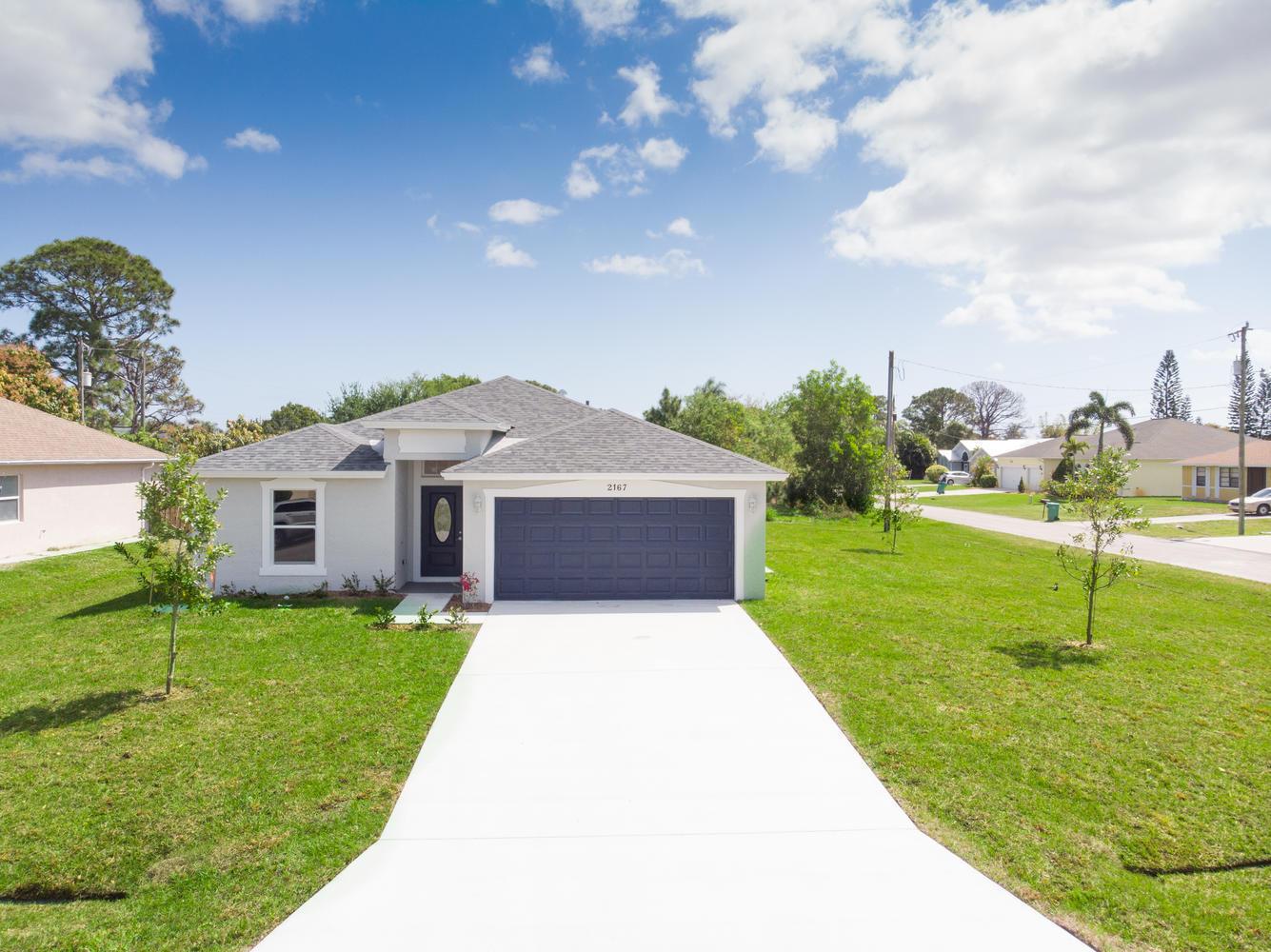Photo of 2167 SW Best Street SW, Port Saint Lucie, FL 34984