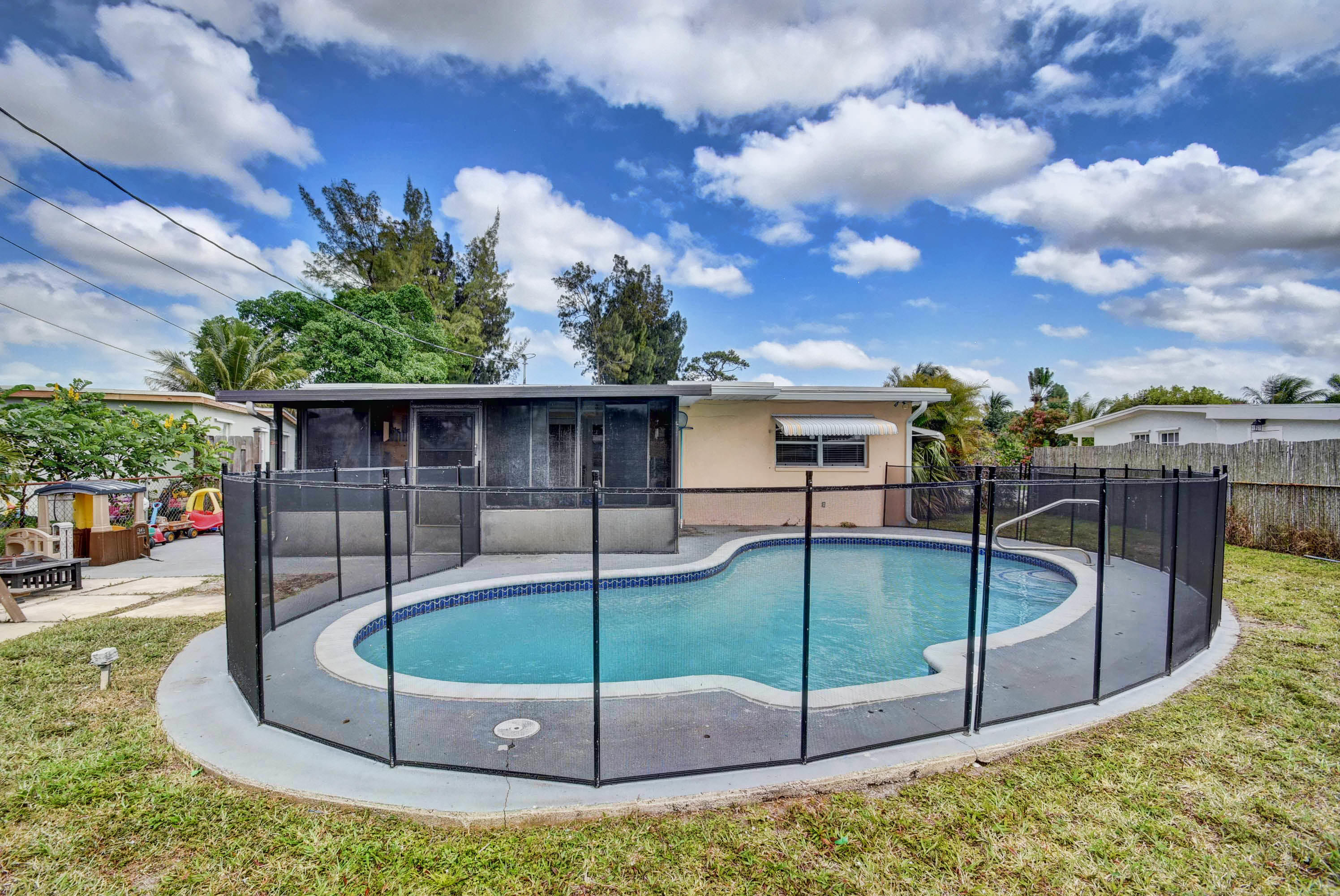 Home for sale in FOREST HILL VILLAGE 1 West Palm Beach Florida