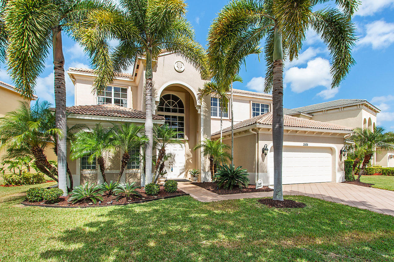 Home for sale in Briar Bay/waters Edge West Palm Beach Florida