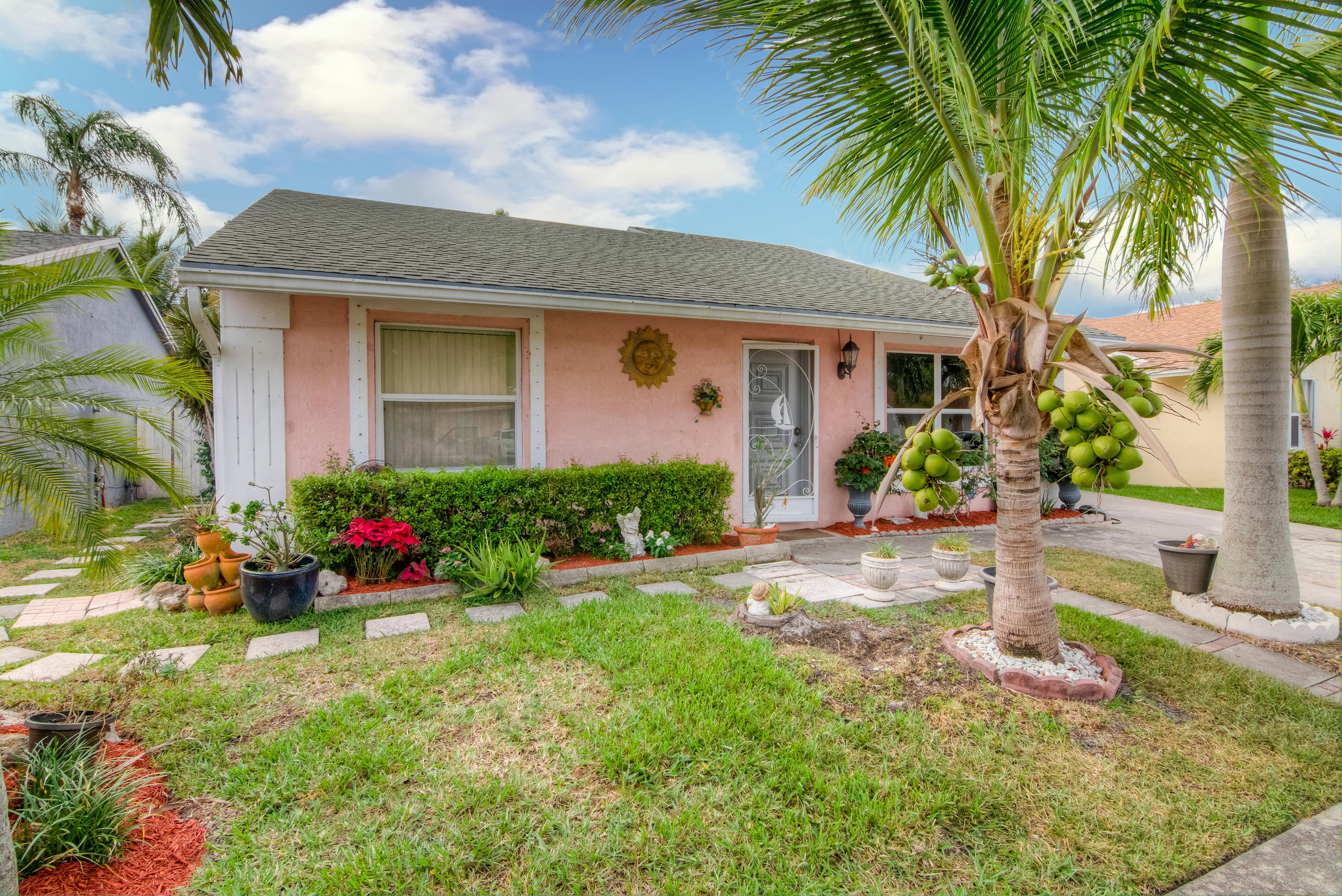 Home for sale in LEE ESTATES PL 2 Lake Worth Florida