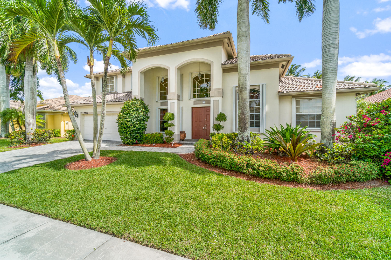 Home for sale in Boca Falls The Estates Boca Raton Florida