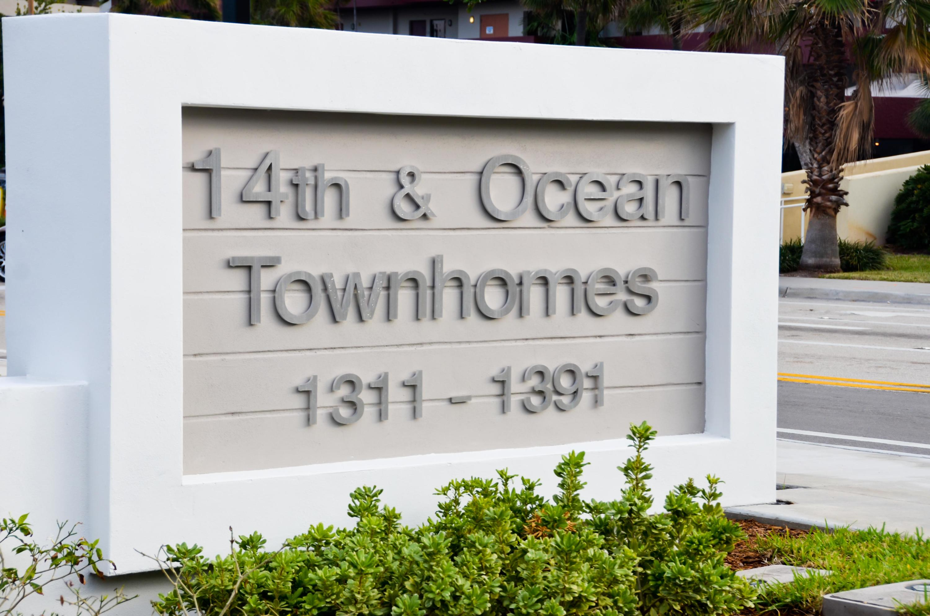 14TH AND OCEAN HOMES