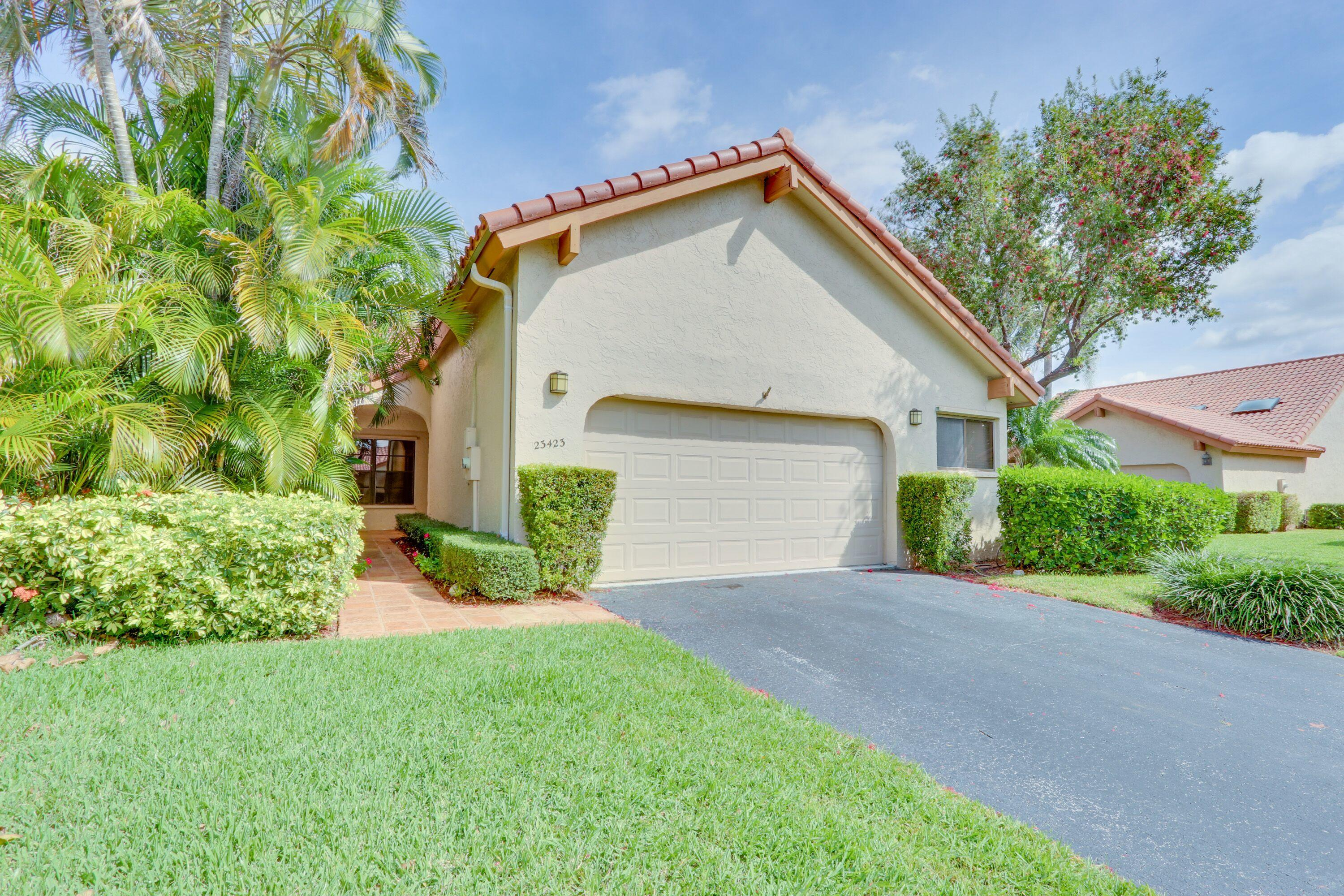 Home for sale in Waterside Boca Raton Florida