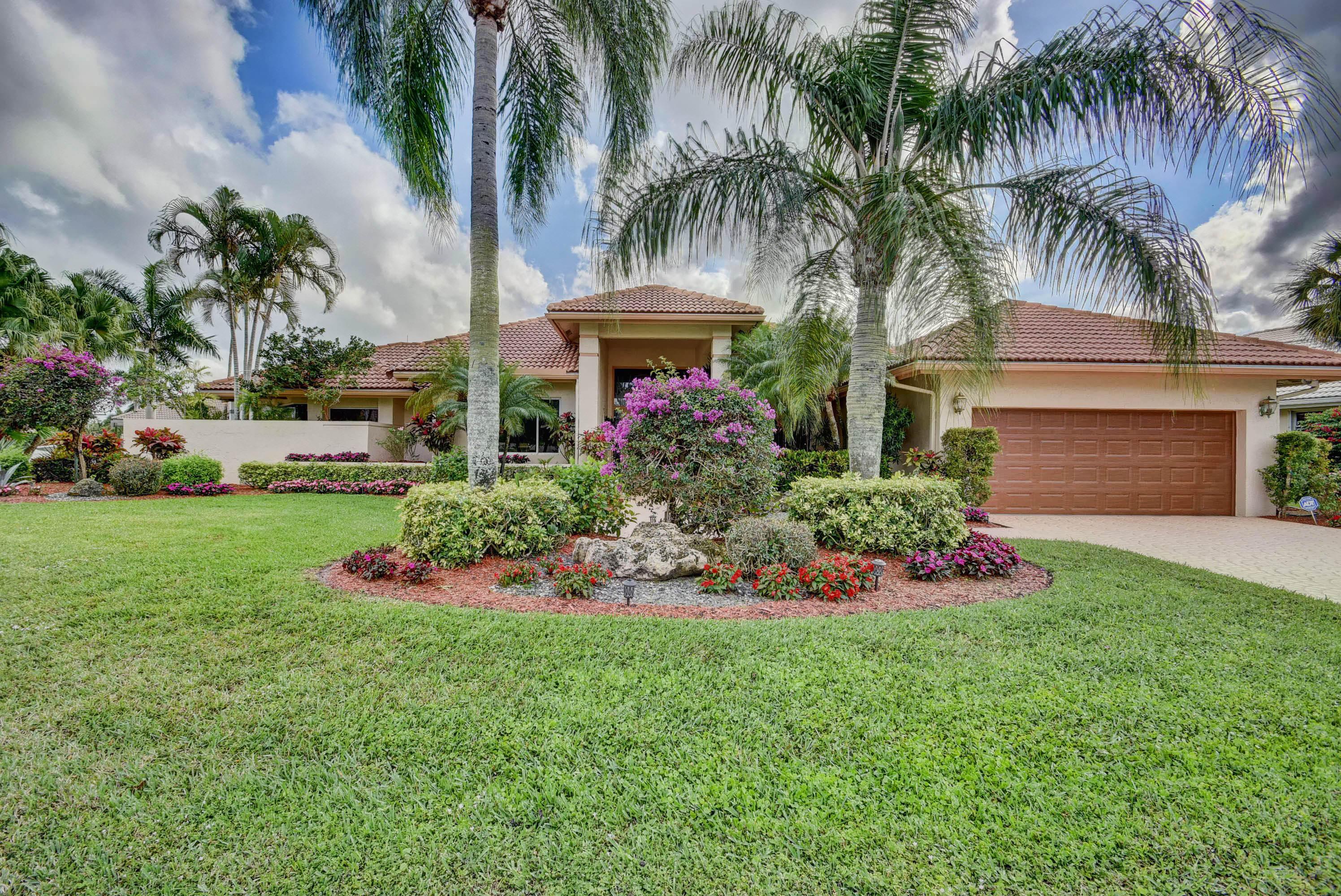 INDIAN SPRING 5 home 11207 Westland Circle Boynton Beach FL 33437