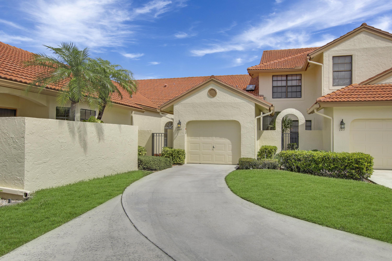HARBOURS AT ABERDEEN CONDO home 8308 Waterline Drive Boynton Beach FL 33472