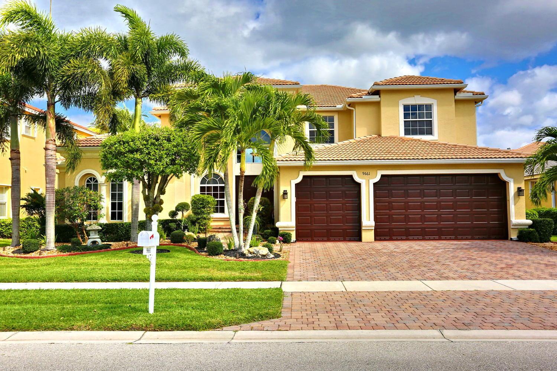 9661 Campi Drive Lake Worth, FL 33467 photo 2