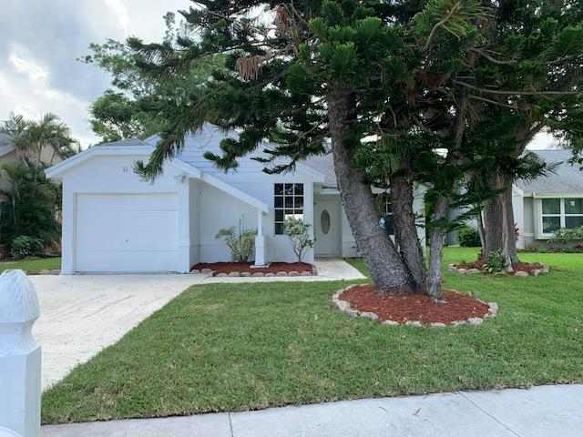 Home for sale in LAKESHORE AT THE MEADOWS Boynton Beach Florida