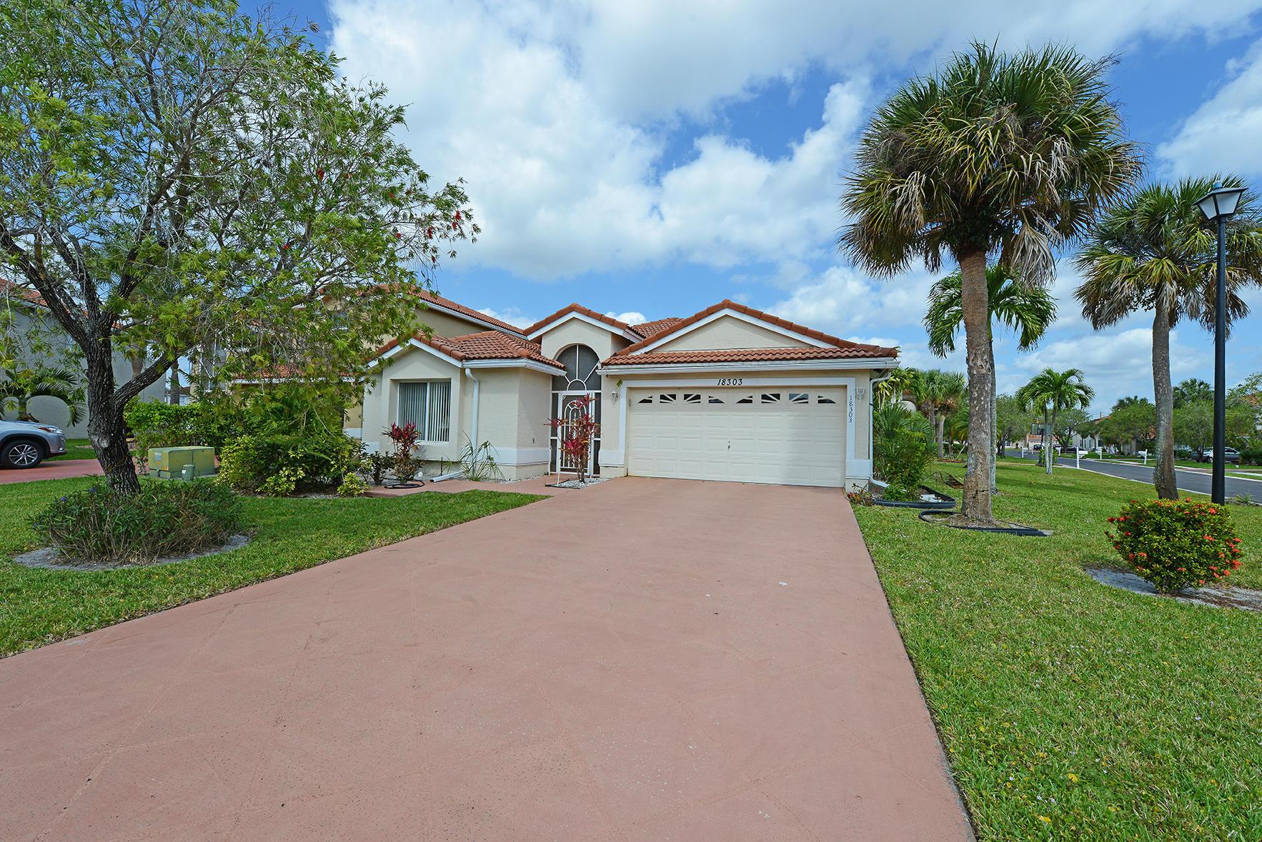 18303 Coral Isles Drive  Boca Raton, FL 33498