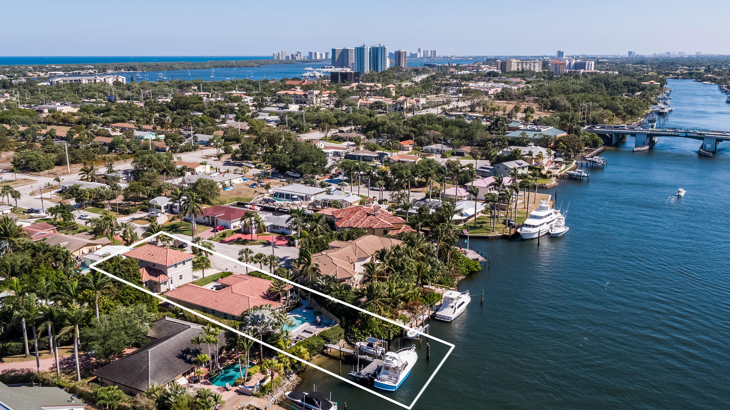 2077 Waterway Drive, North Palm Beach, Florida 33408, 7 Bedrooms Bedrooms, ,5.1 BathroomsBathrooms,A,Single family,Waterway,RX-10513915