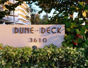 Dune Deck Of Palm Beach