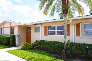 CRESTHAVEN VILLAS NO 28 home 2787 Dudley Drive West Palm Beach FL 33415