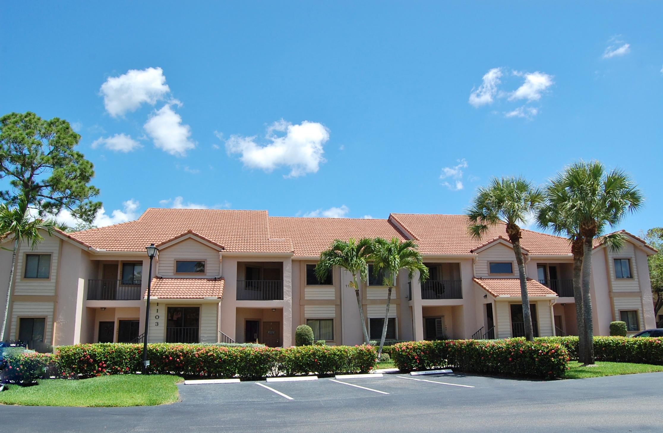 1103 Duncan Circle 102  Palm Beach Gardens FL 33418