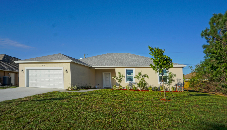 Photo of 3682 SW Parsons Street, Port Saint Lucie, FL 34953