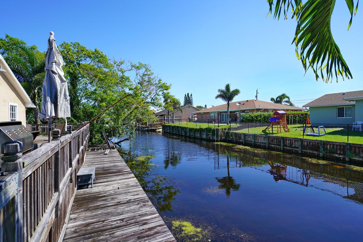Home for sale in Hypoluxo Village Lake Worth Florida