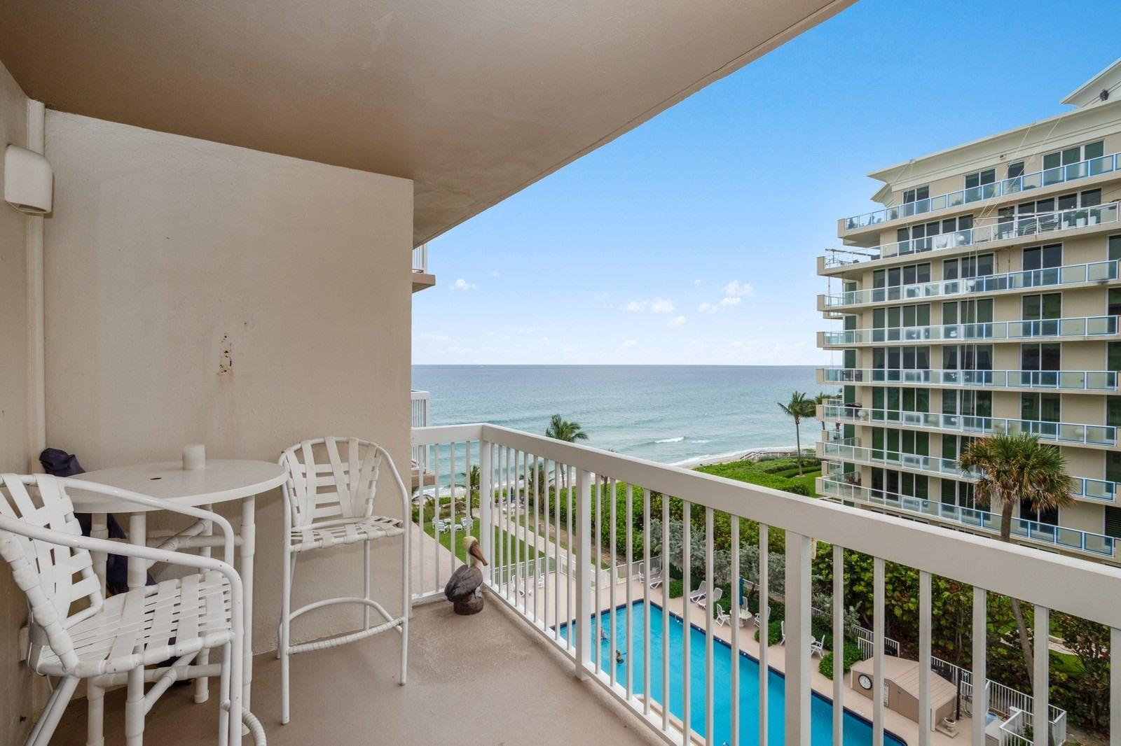 Home for sale in The Ocean Hillsboro Hillsboro Beach Florida