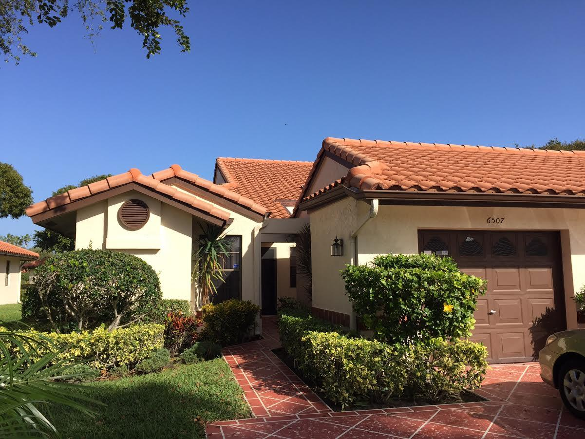 6507 Royal Manor Circle  Delray Beach, FL 33484