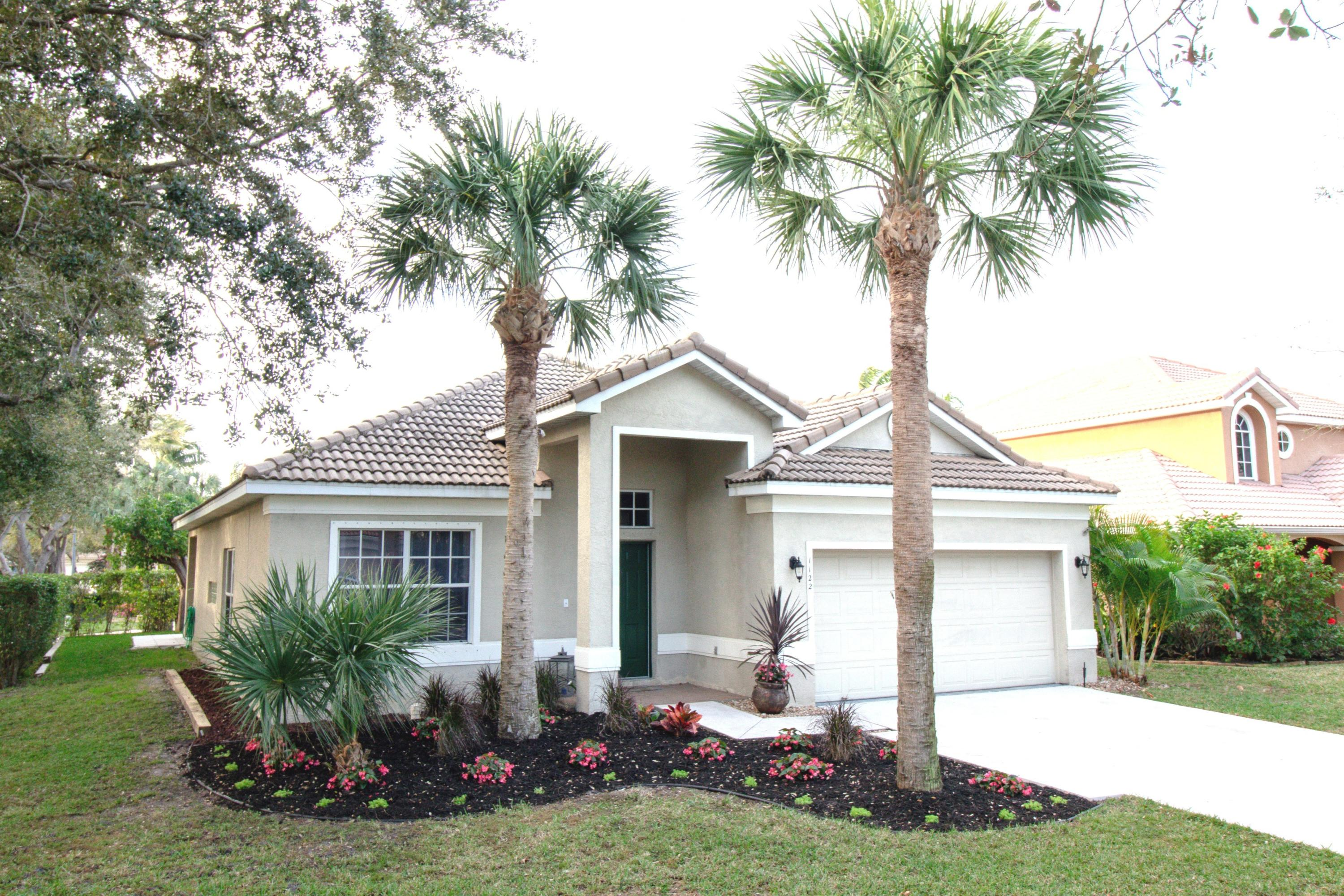 Home for sale in Delray Lakes Delray Beach Florida