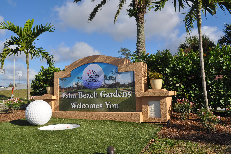 GOLF VILLAS COND AT PGA NATIONAL PALM BEACH GARDENS REAL ESTATE