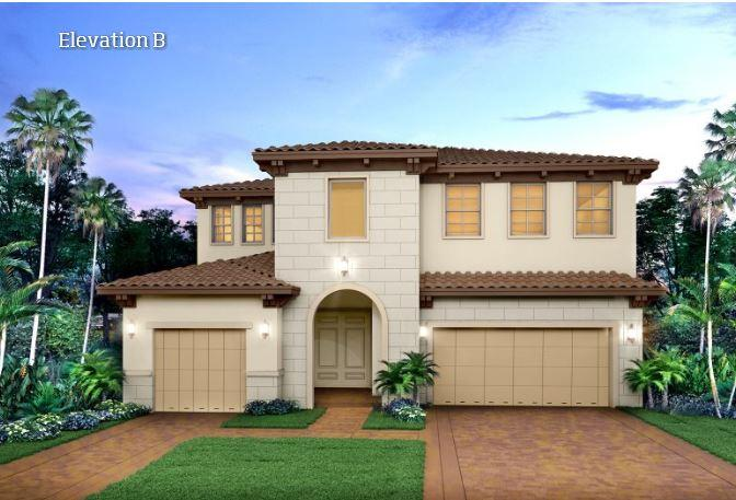 Home for sale in Andalucia Lake Worth Florida