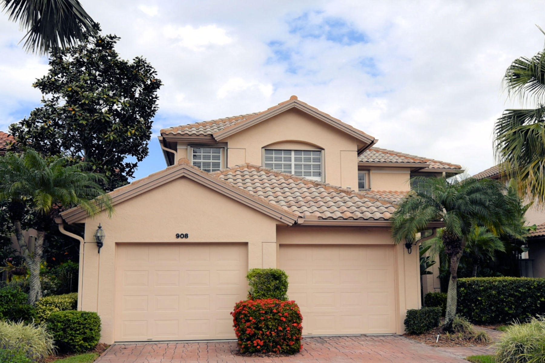 908 Augusta Pointe Drive, Palm Beach Gardens, Florida 33418, 3 Bedrooms Bedrooms, ,3 BathroomsBathrooms,A,Single family,Augusta Pointe,RX-10515508