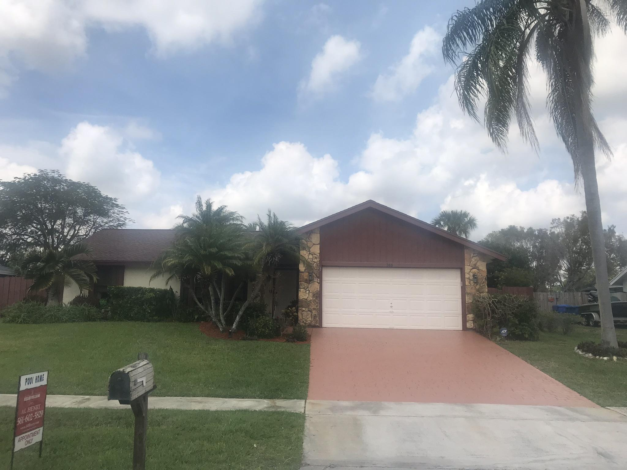 Home for sale in La Mancha Three Royal Palm Beach Florida