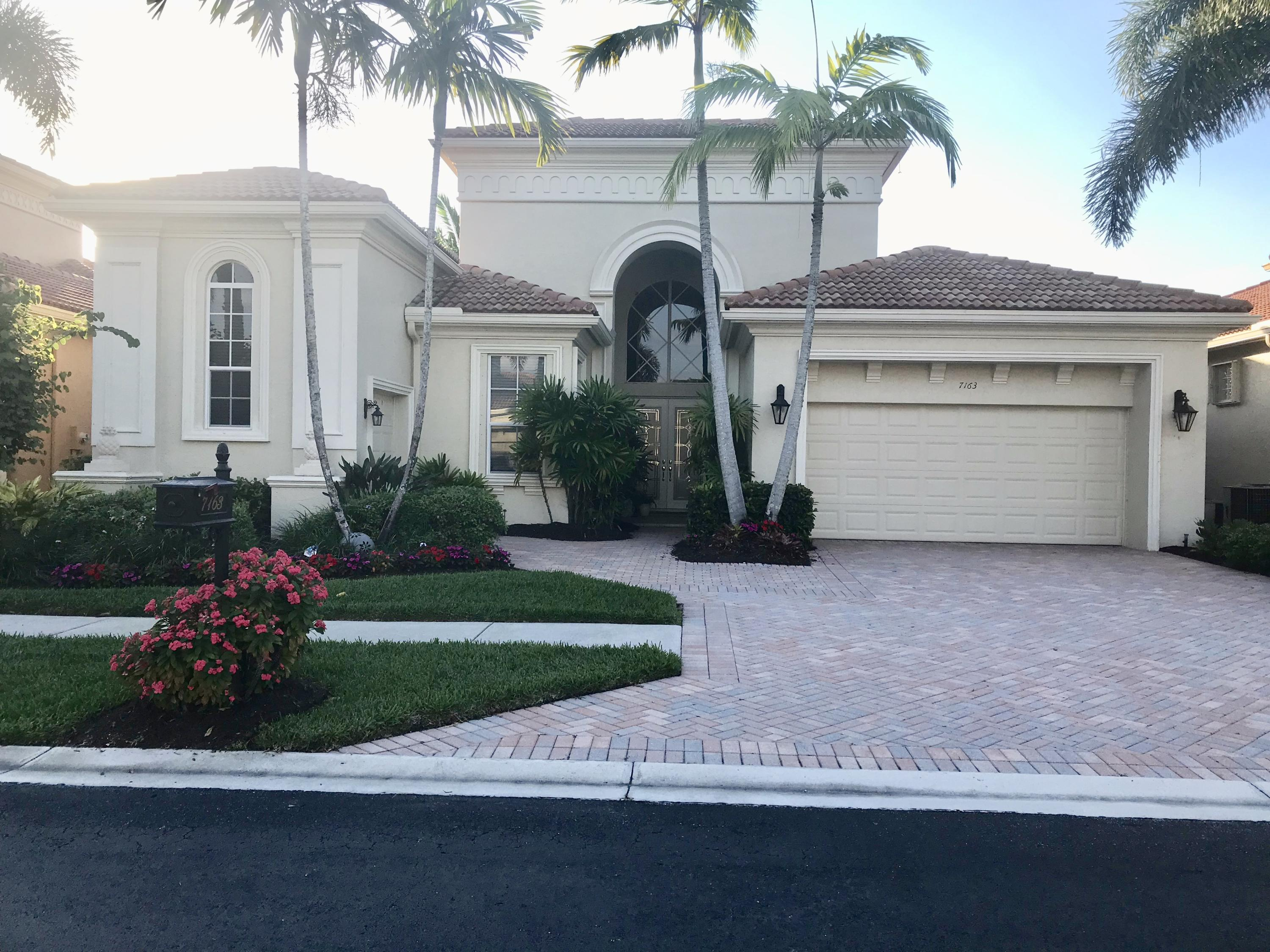 Home for sale in Tradition Cove West Palm Beach Florida
