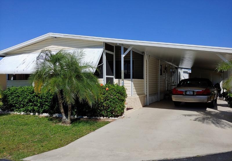 JAMAICA BAY MOBILE HOME CO OP home 51019 Galina Bay Boynton Beach FL 33436