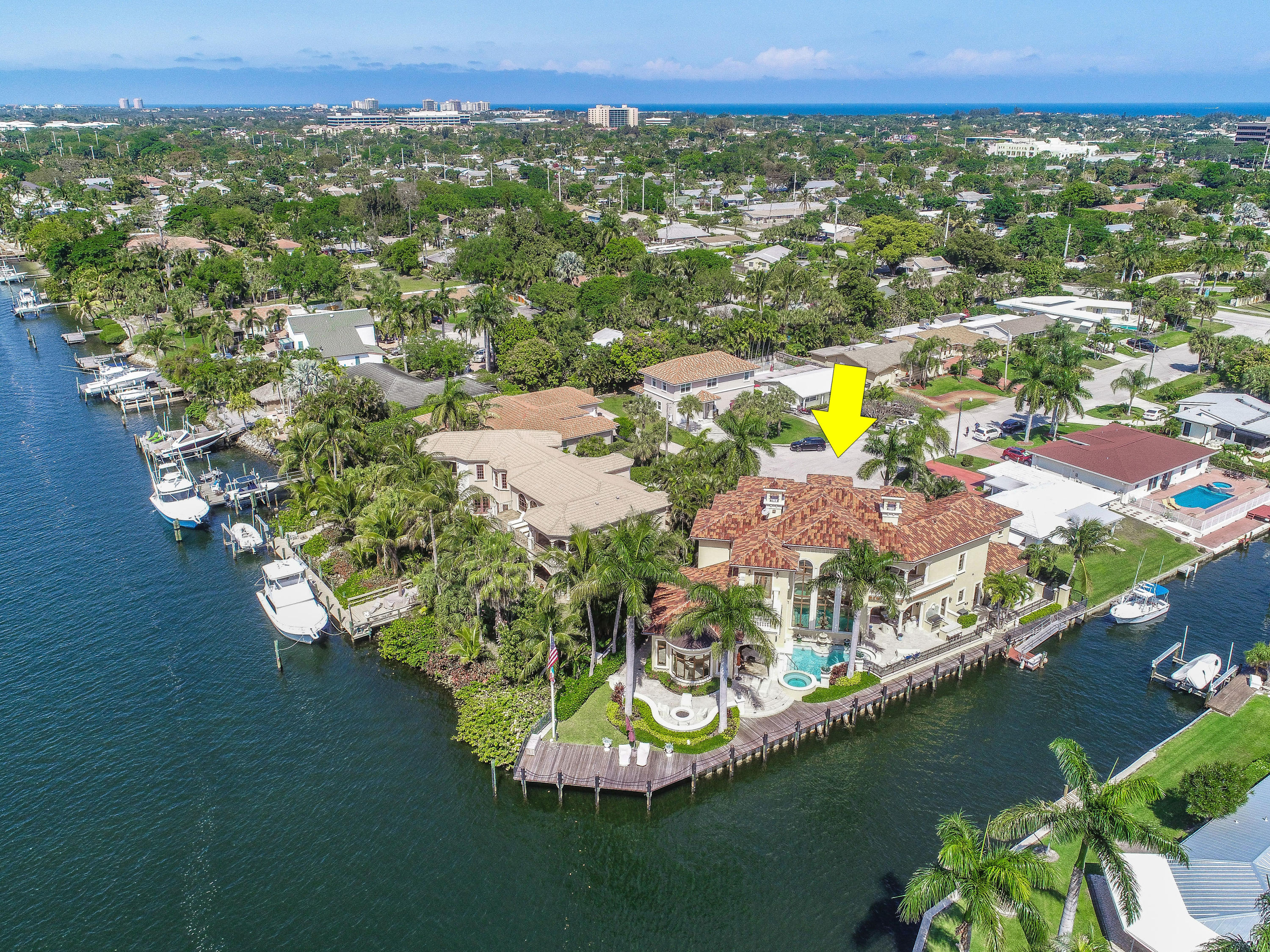 New Home for sale at 2086 Waterway Drive in North Palm Beach