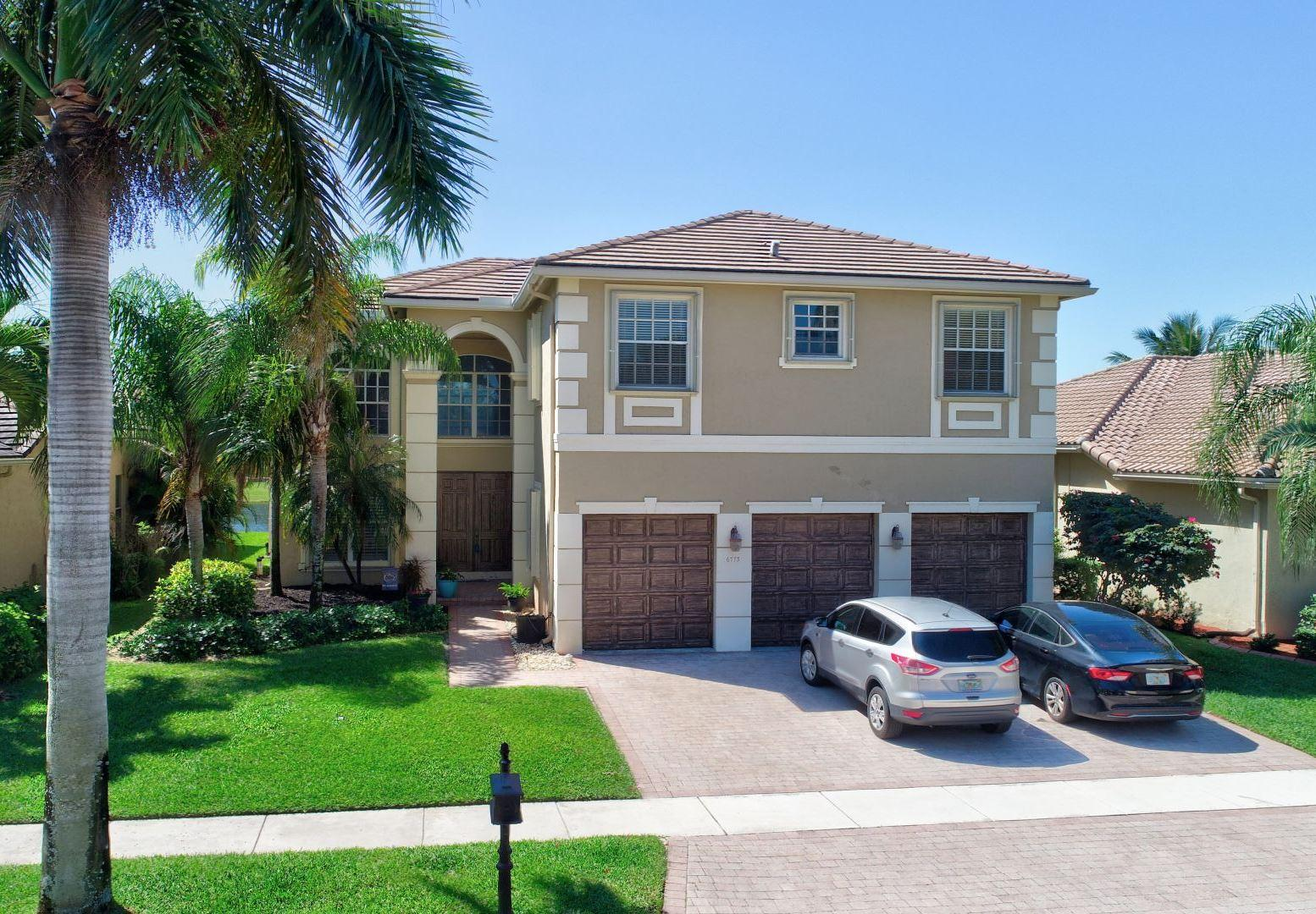Home for sale in Jouurneys End Lake Worth Florida