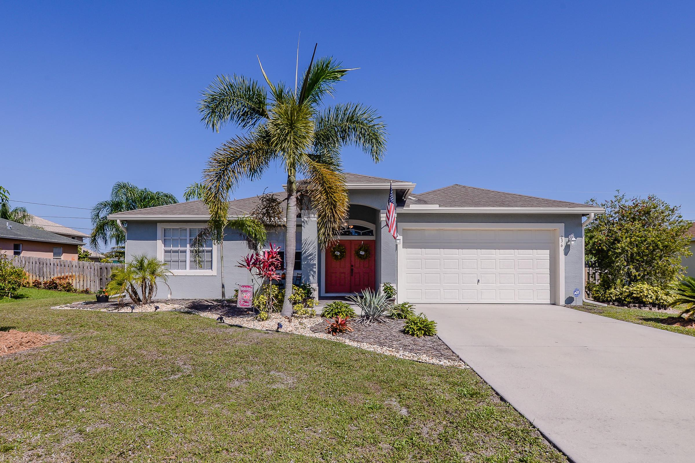 236 SW Milburn Circle, Port Saint Lucie, Florida