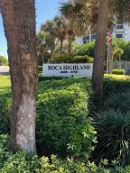 4740 S Ocean Boulevard 1210 , Highland Beach FL 33487 is listed for sale as MLS Listing RX-10515560 28 photos