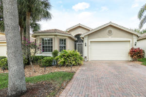VALENCIA SHORES 5 home 9867 Chantilly Point Lane Lake Worth FL 33467
