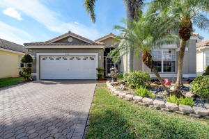 INDIAN HILLS 2 home 9599 Orchid Grove Trail Boynton Beach FL 33437